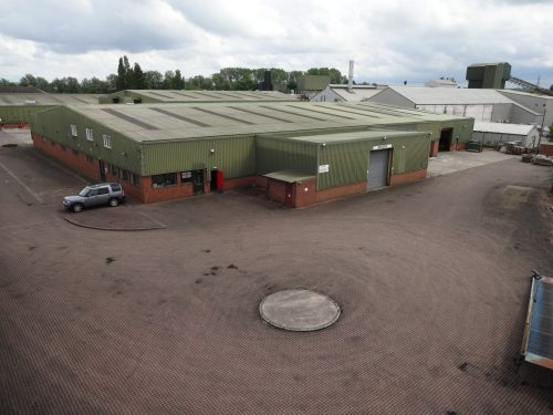 BAY 4, BRANSTON INDUSTRIAL ESTATE, LICHFIELD ROAD, BURTON-UPON-TRENT, DE14 3HD Image