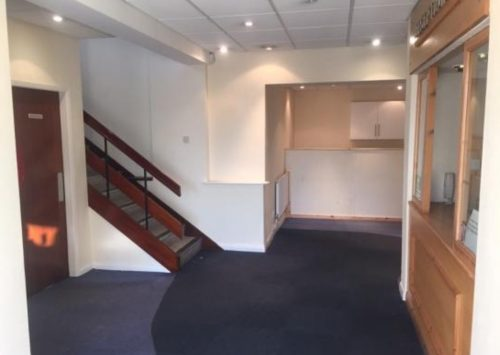 SERVICED OFFICE TO RENT, OLD WHIELDON ROAD, STOKE-ON-TRENT, STAFFORDSHIRE Image