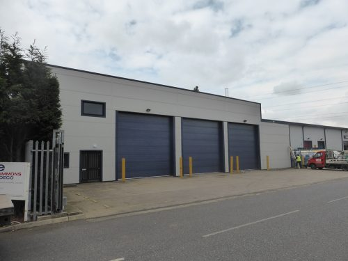UNIT D2, MAPLE ROAD, CASTLE DONINGTON, DERBY Image