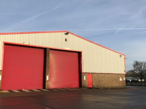 UNIT 3 WEST WAY, COTES PARK INDUSTRIAL ESTATE, ALFRETON, DERBYSHIRE DE55 4QJ Image