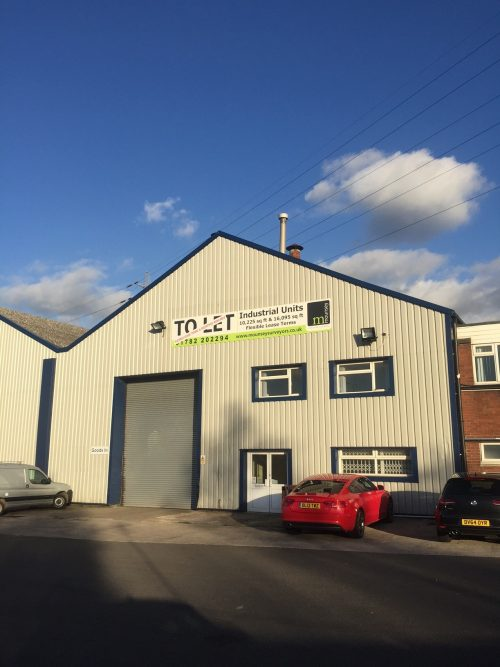 UNIT 2A OLD WHIELDON ROAD, FENTON, STOKE-ON-TRENT, ST4 4HW Image