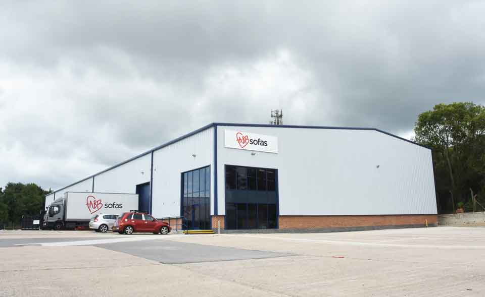 FABB Sofas Choose PMW Site For New Distribution Centre main image