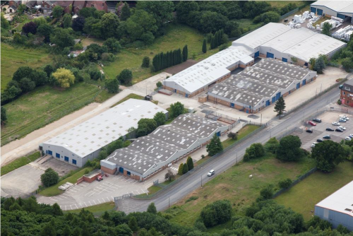 UNITS 4B BRADLEY PARK, CODNOR GATE INDUSTRIAL ESTATE, HIGH HOLBORN ROAD, RIPLEY, DERBYSHIRE. DE5 3NW Image