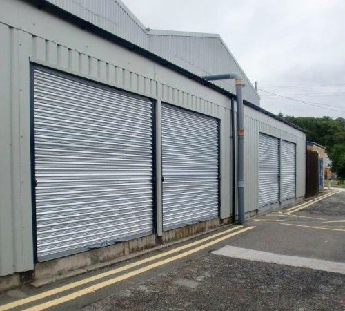 STORAGE UNIT AT BRADLEY PARK, CODNOR GATE INDUSTRIAL ESTATE, HIGH HOLBORN ROAD, RIPLEY, DERBYSHIRE. DE5 3NW Image