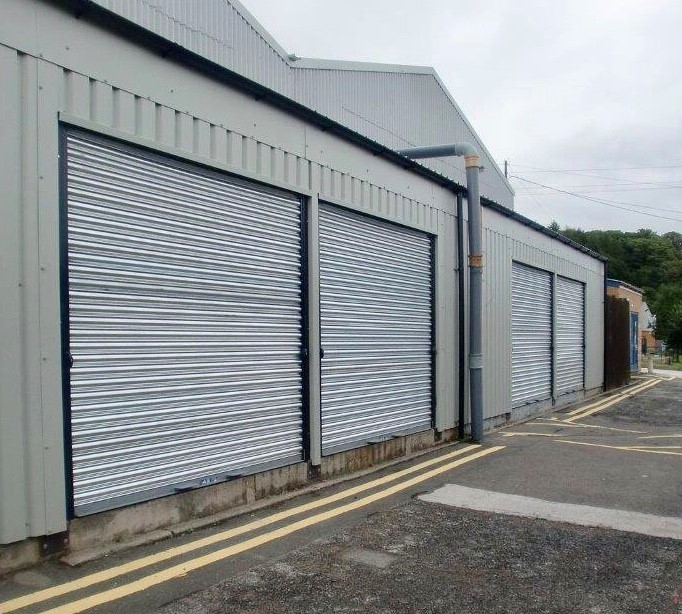 Storage Unit At Bradley Park Codnor Gate Industrial