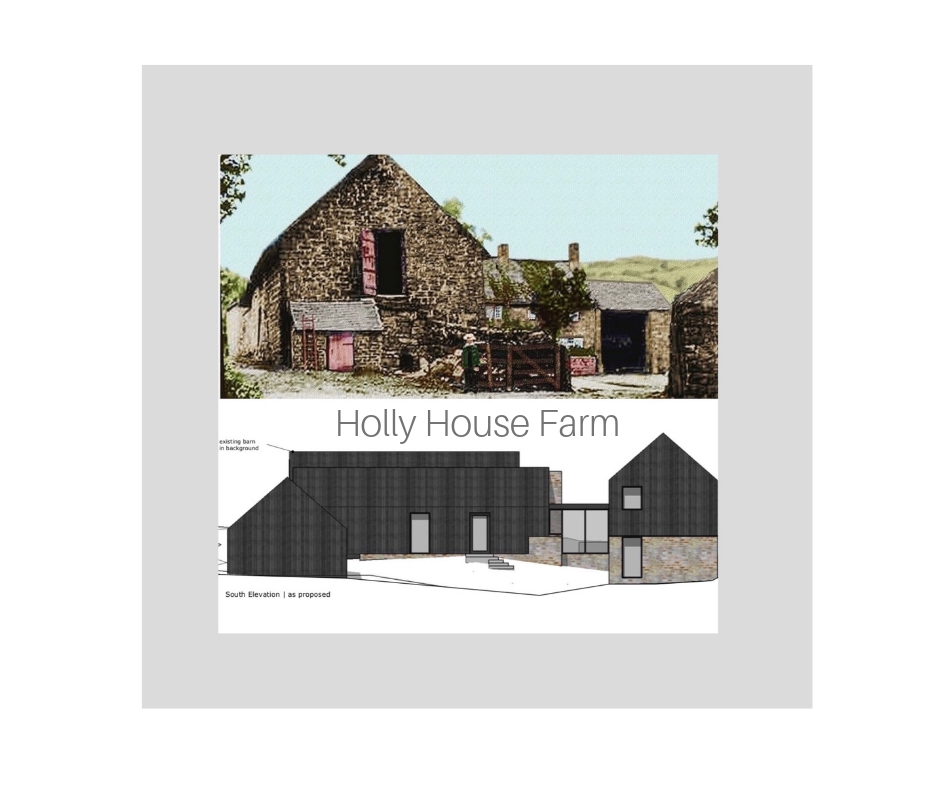 PERMISSION GRANTED FOR HOLLY HOUSE FARM, BLACKBROOK main image
