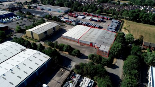 UNIT 10 COTTON WAY, LOUGHBOROUGH. LE11 5FJ Image