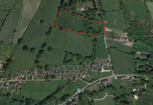 HOLLY HOUSE PLOT FOR SALE Image