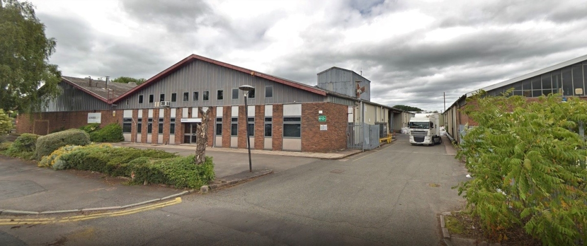 STAFFORD SALE OF 90,000ft² COMPLETED main image