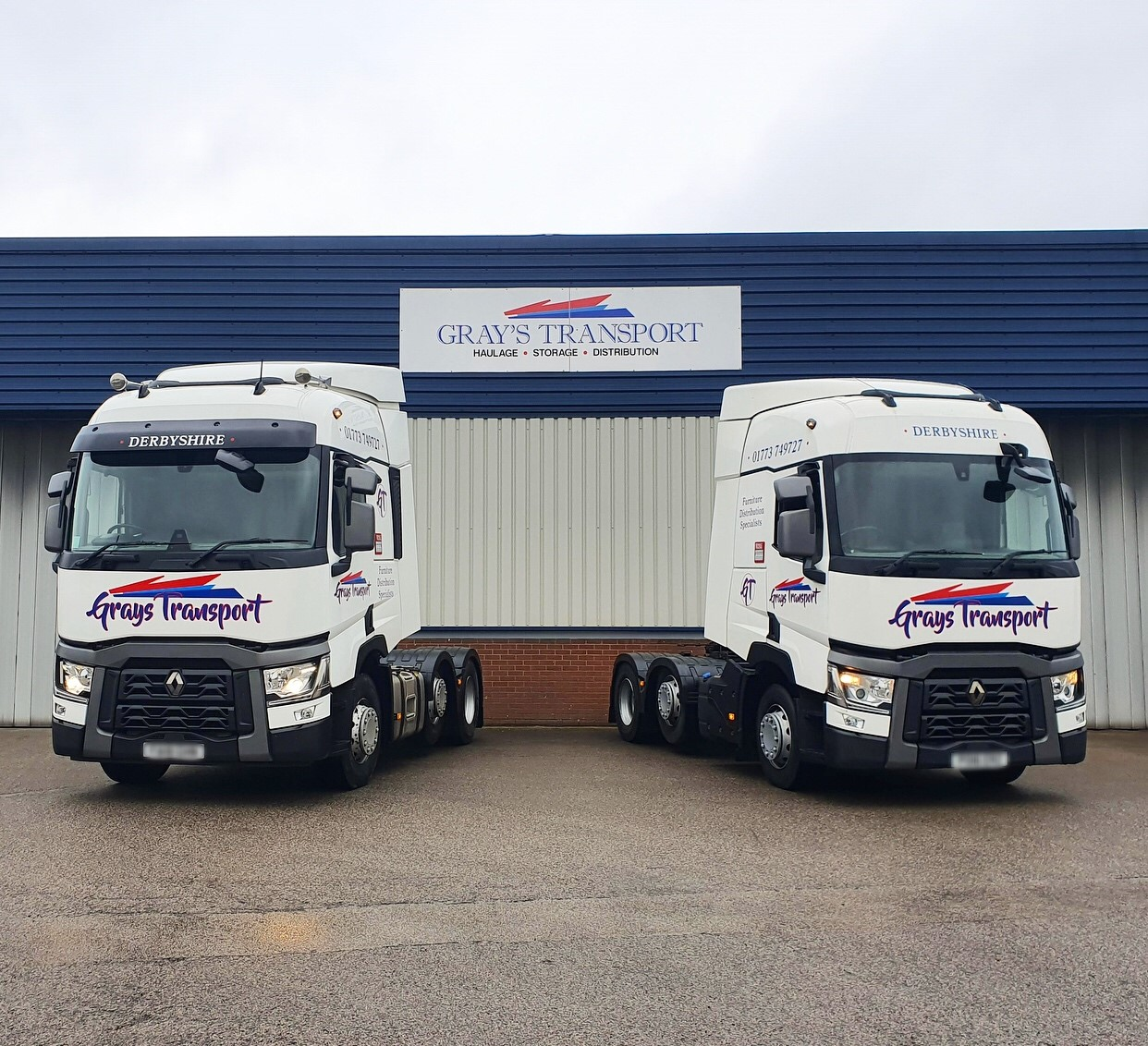 LONG STANDING TENANT GRAYS TRANSPORT EXPAND THEIR BUSINESS FURTHER main image