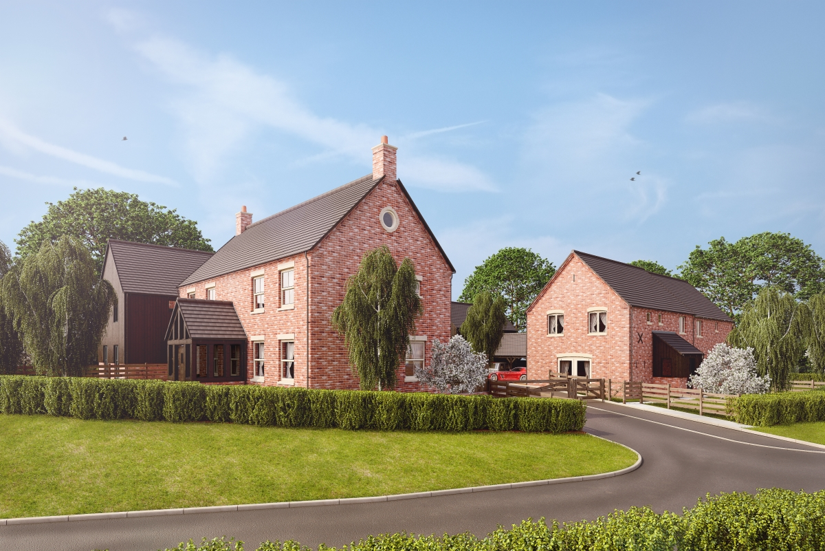 THE NEWEST RESIDENTIAL DEVELOPMENT FOR PMW PROPERTY OFFERING LUXURIOUS COURTYARD HOMES main image
