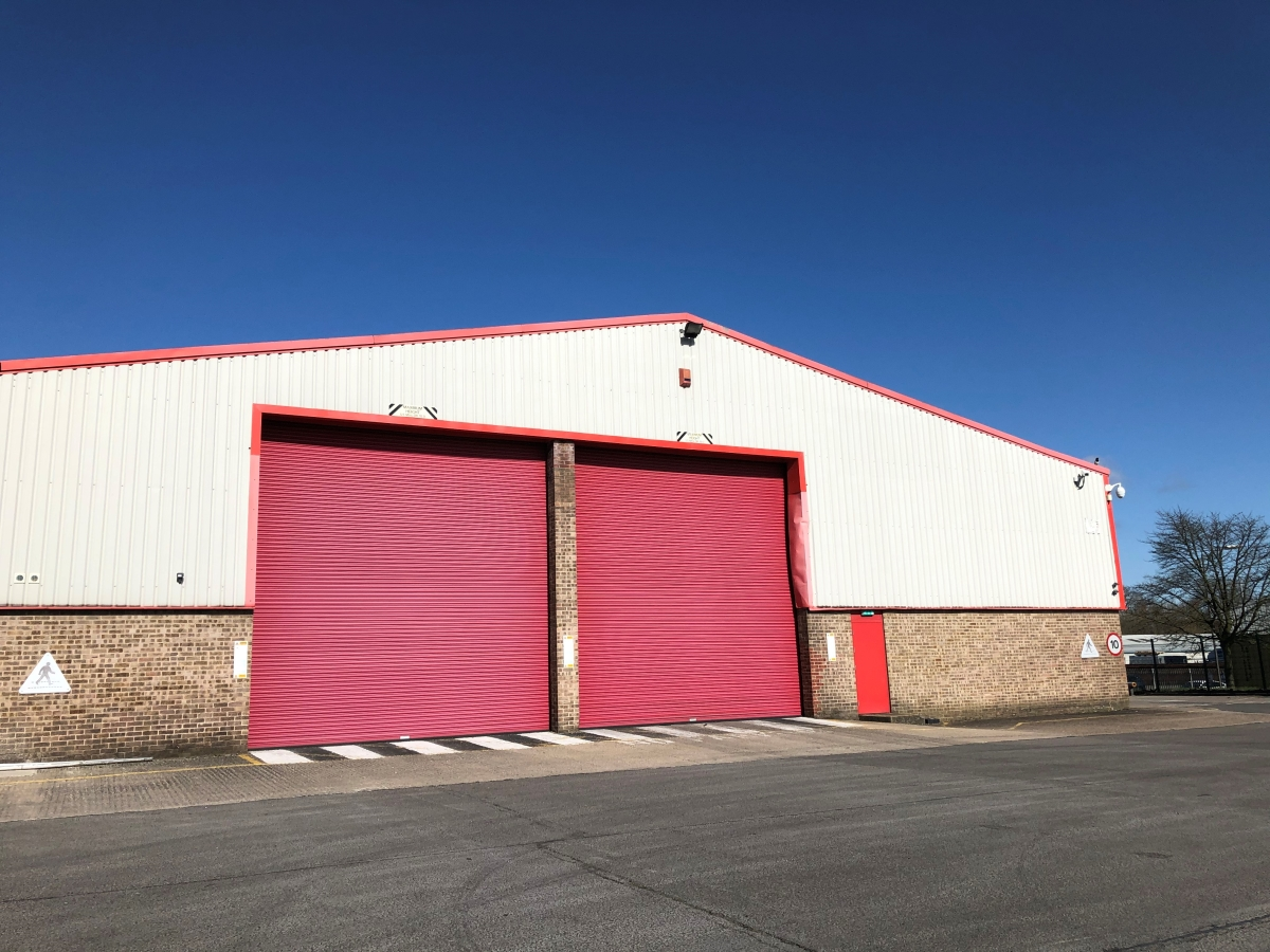 ANOTHER LONG TERM LEASE AGREED ON THE POPULAR COTES PARK INDUSTRIAL ESTATE main image